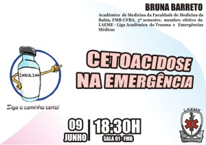 Cetoacidose na emergência
