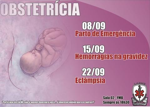 Módulo Obstetrícia