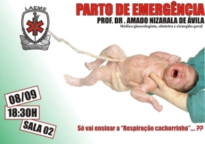 Parto de Emergência