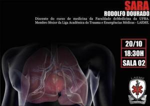 Síndrome da Angústia Respiratória Aguda - SARA