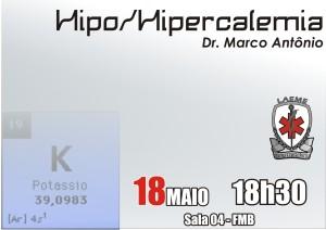 Hiper/Hipocalemia