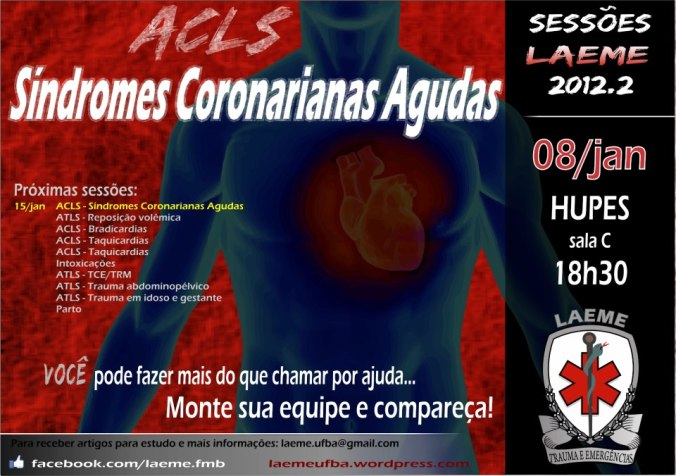 Sindromes Coronarianas Agudas