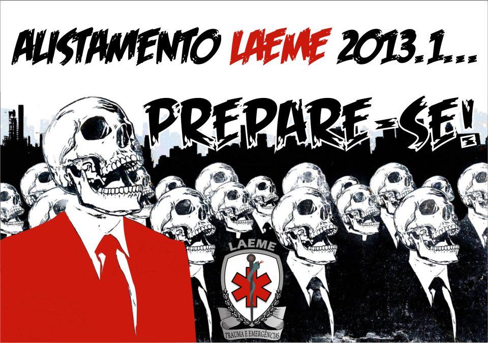 Processo Seletivo LAEME 2013